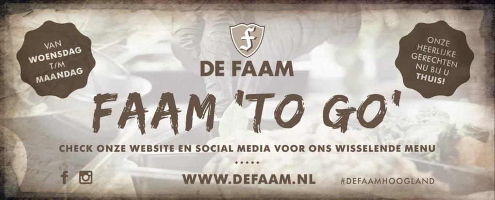 De Faam 'To Go'